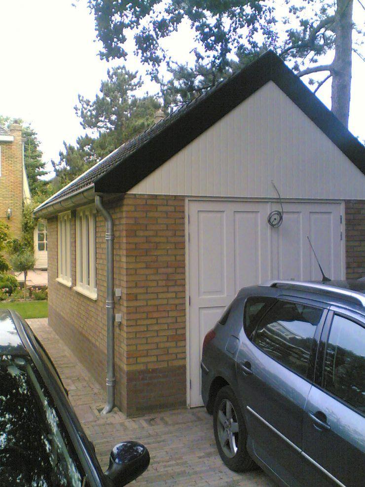 garage bouwen